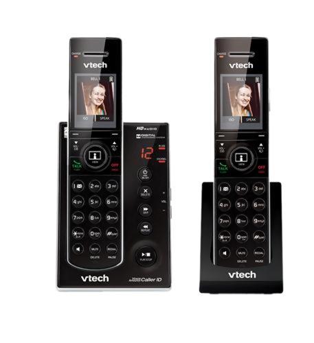 Vtech Vtech Video Doorbell 2-pack (Vtech Retro Cordless Phone)