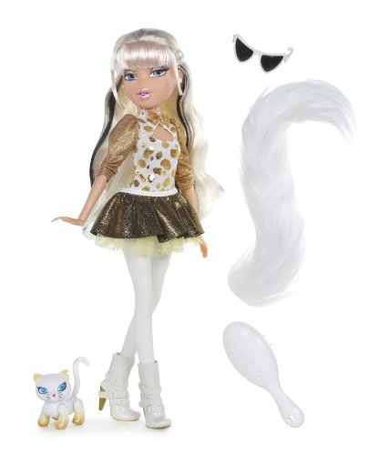 Bratz Kool Catz Persia Cat Doll, White ()