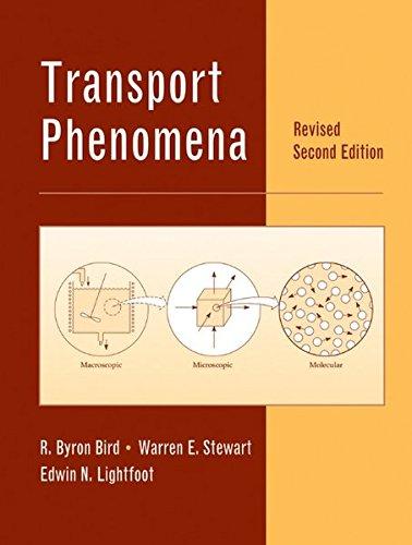 Transport Phenomena, Revised 2nd Edition