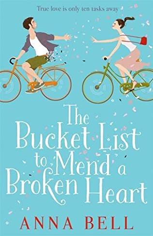 book cover of The Bucket List to Mend a Broken Heart
