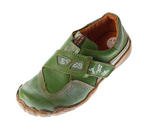 Basses 1 En Plusieurs Vert Chaussures nbsp;1901 Usé De Couleurs Cuir Véritable Pour Comfort Sport Sneakers nbsp;chaussons Tma Femme Look 5IqwP8xRw