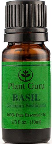 Василий эфирное масло. 10 мл. 100% Pure, неразбавленном виде, терапевтической степени чистоты.