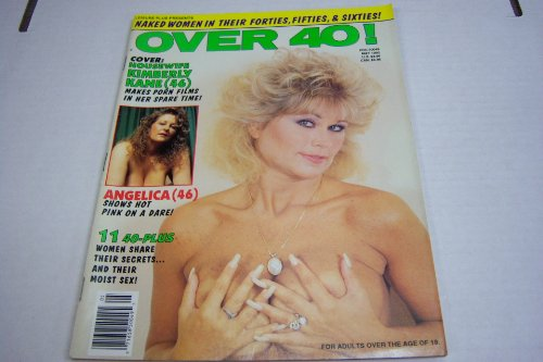 Over 40! Busty Adult Magazine