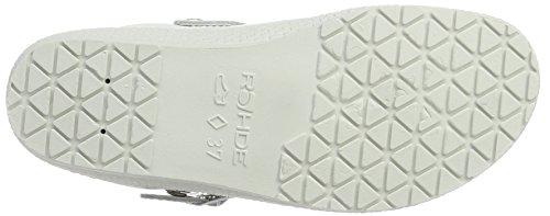 Rohde Damen Neustadt-d d 1445 36 EU (3.5 UK) Schwarz Weiß (Weiß 00)