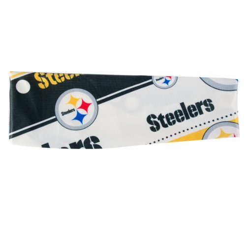 NFL Pittsburgh Steelers Stretch Headband