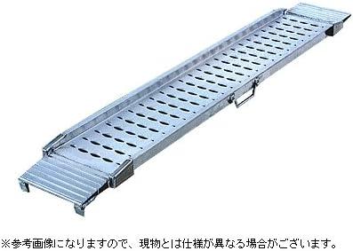 【昭和】 アルミブリッジ SGN-180-30-0.5T 【フック式】 【有効長さ1800×有効幅300(mm)】 【最大積載0.5t/セット(2本)】