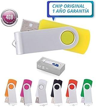 Lote de 20 Memorias USB 8 GB En Caja de Regalo: Amazon.es: Electrónica