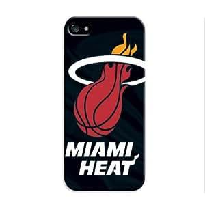 3d Print Miami Heat NBA Iphone 5 Cases