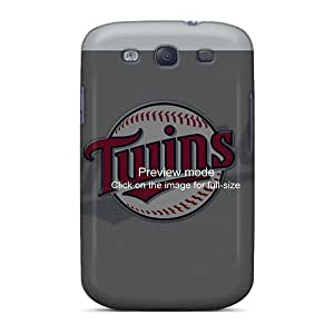 JasonPelletier Samsung Galaxy S3 Scratch Protection Mobile Case Provide Private Custom Nice Minnesota Twins Skin [rwJ6675qYHw]
