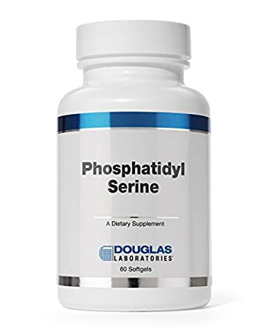 Douglas Laboratories® - Phosphatidyl Serine - Supports the Nervous System and Brain Function* - 60 - Douglas Labs Added Protection