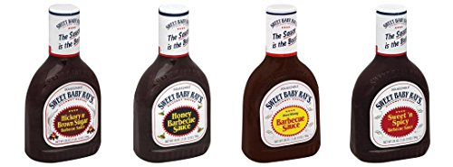 Sweet Baby Ray's Gourmet BBQ Sauce, Original, Sweet n Spicy,