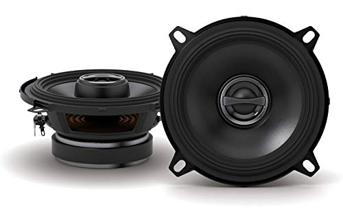 Alpine S-S50 S-Series 5.25-inch Coaxial 2-Way Speakers (pair)