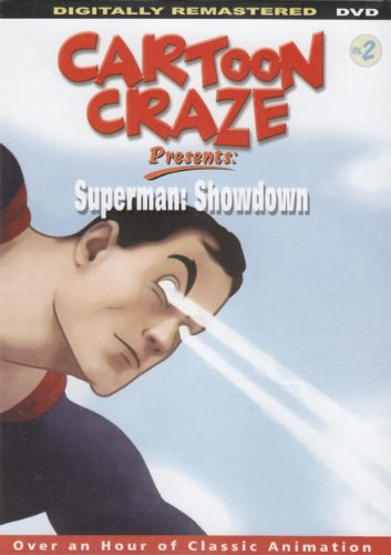 Cartoon Craze Superman: Showdown [Latino]