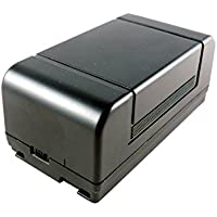 iTEKIRO 4000mAh Extended Battery for Panasonic PV-L750D, PV-L751, PV-L751D, PV-L757, PV-L757D, PV-L758, PV-L758D, PV-L759, PV-L759D, PV-L779D, PV-L780D, PV-L781D