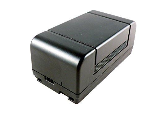 iTEKIRO 4000mAh Extended Battery for Panasonic PV-L580D, PV-L581D, PV-L590D, PV-L600, PV-L600D, PV-L601, PV-L601D, PV-L606, PV-L606D, PV-L621D, PV-L647D, PV-L650