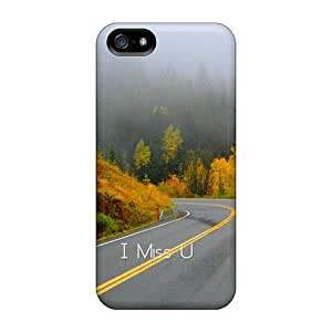 High Impact Dirt/shock Proof For SamSung Note 2 Phone Case Cover (miss U)