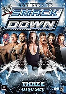WWE: The Best of Smack Down - 10th Anniversary 1999-2009 (DVD Box Set)