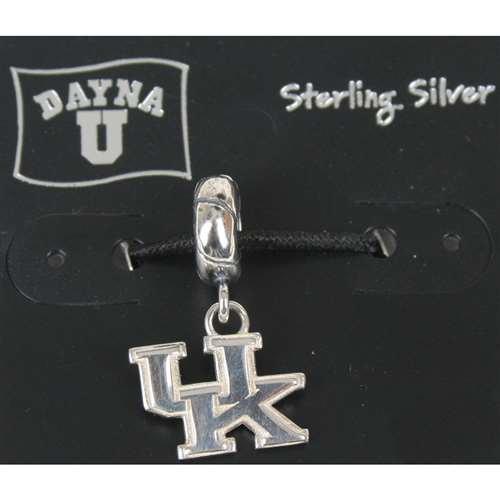 (Dayna U Kentucky Wildcats Sterling Silver Charm Bead)