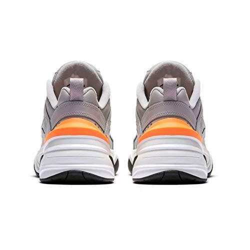 total Tekno Donna Atmosphere phantom Nike Orange Grey Atletica W Leggera Da M2k Scarpe nP4FHq