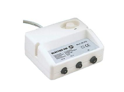 ElectroDH 60273 DH Amplificador DE Antena COMUNITARIA