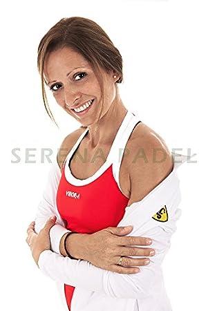 VIBORA Vestido Padel Rojo Invierno (M): Amazon.es: Deportes ...