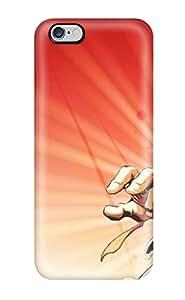 Best Brand New 6 Plus Defender Case For Iphone (street Fighter) 1421204K91903122