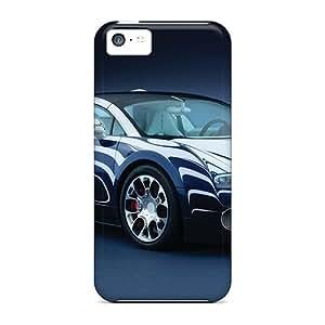 QdflBdr905yYjRx Snap On Case Cover Skin For Iphone 5c(bugatti Veyron)