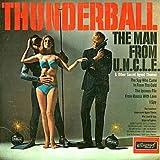 THUNDERBALL AND OTHER SECRET AGENT THEMES LP (VINYL ALBUM) UK ALLEGRO
