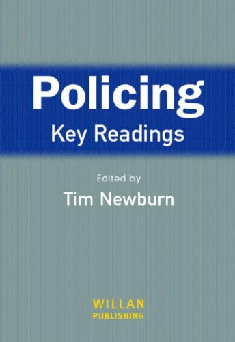Policing: Key Readings