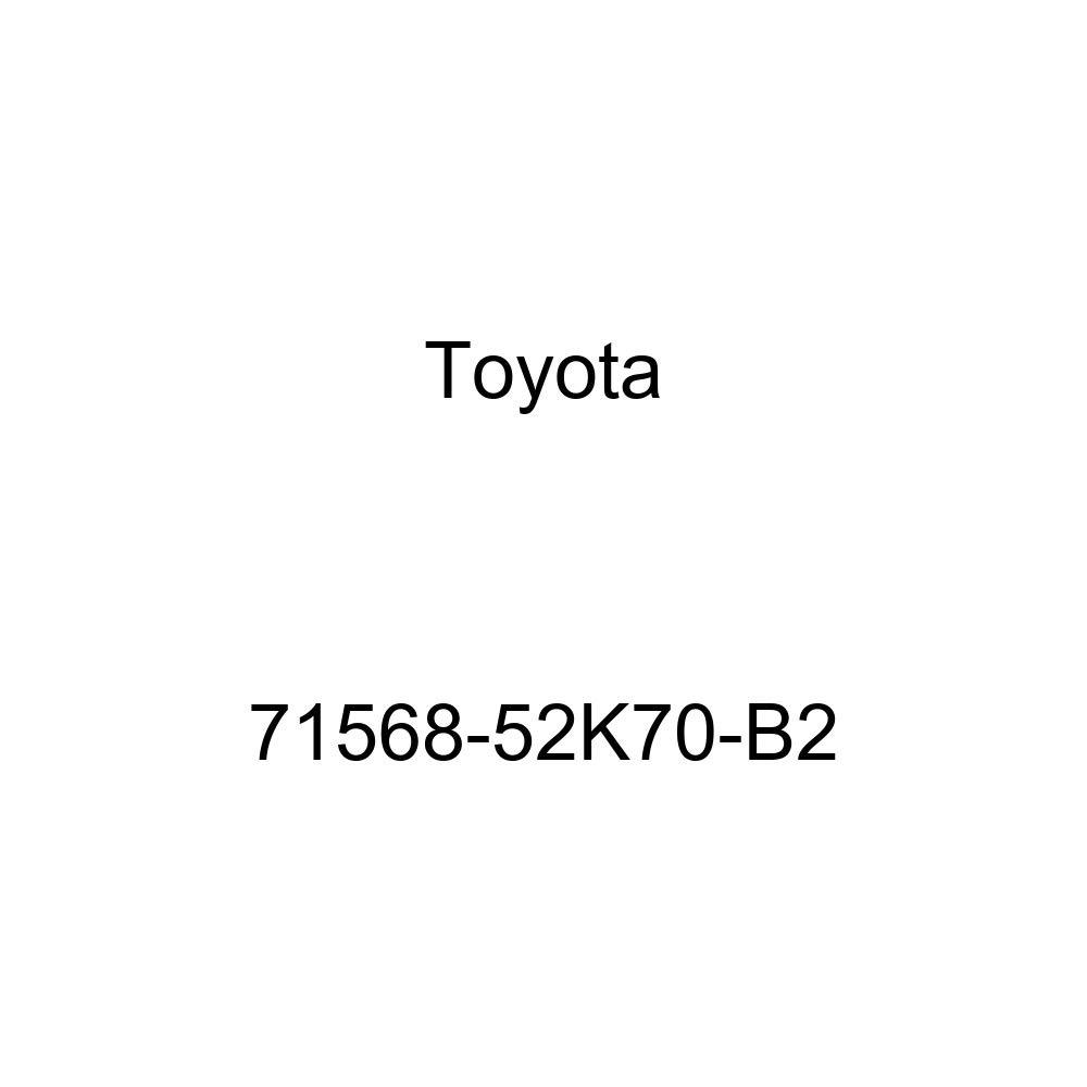 TOYOTA Genuine 71568-52K70-B2 Seat Back Pad