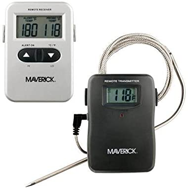 Maverick ET-71OS RediChek Remote Wireless Cooking Thermometer With LCD Transmitter ET-710S