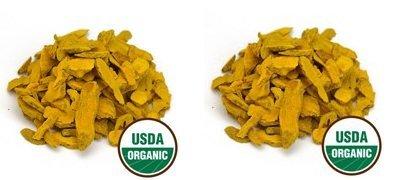 Starwest Botanicals Organic Turmeric Rhizome Sliced (2)