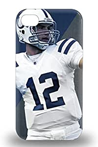 New Style NFL Indianapolis Colts Andrew Luck #12 Premium Tpu Cover 3D PC Case For Iphone 4/4s ( Custom Picture iPhone 6, iPhone 6 PLUS, iPhone 5, iPhone 5S, iPhone 5C, iPhone 4, iPhone 4S,Galaxy S6,Galaxy S5,Galaxy S4,Galaxy S3,Note 3,iPad Mini-Mini 2,iPad Air )