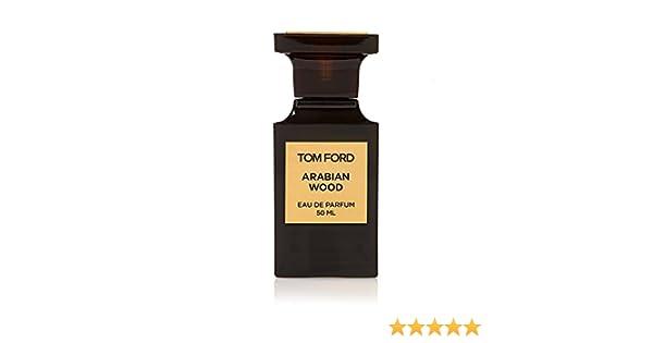 Amazoncom Tom Ford Beauty Arabian Wood Eau De Parfum Spray 17 Oz