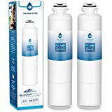 DA29-00020B Refrigerator Water Filter Replacement for Samsung DA29-00020B, DA29-00020A, HAF-CIN/EXP, 46-9101, DA97-08006A, by Glacier Fresh, 2 Packs