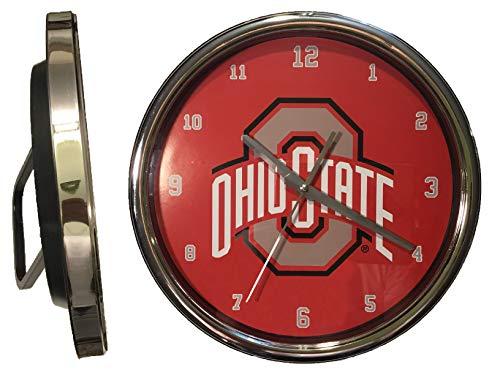 "The Ohio State University 11.5"" Wall/Desk/Shelf Clock"