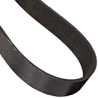 """Continental ContiTech 975L13 Poly-V Belt, 13 Ribs, 0.38"""" Height, 0.185"""" V-Width, 97.5"""" Nominal Outside Length"""