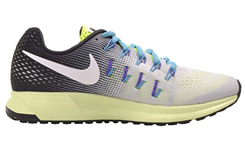 free shipping amazon clearance authentic NIKE Women's Air Zoom Pegasus 33 Pure Platinum / White - Black - Volt 2014 unisex new styles cheap price comfortable for sale NkBnh