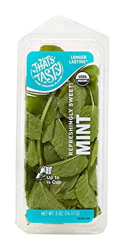 Organic Mint, 0.5 oz Clamshell