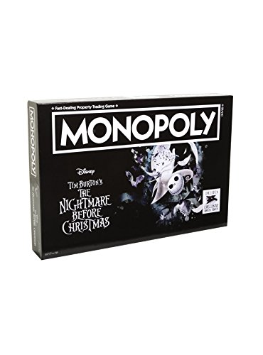 Monopoly The Nightmare Before Christmas Collector's