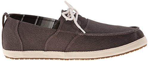 Sanuk Men's Admiral Boat Shoe Dark Brown low shipping fBsqC
