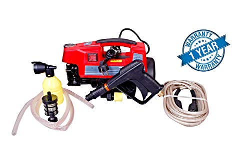 Amfos 1800 Watt High Pressure Washer For Home And Car Washing