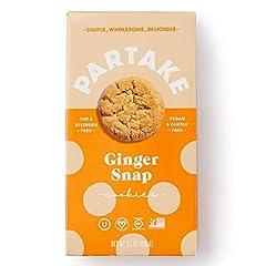 Partake Crunchy Cookies