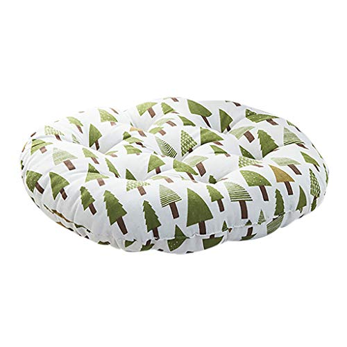 Vcenty Mat Car Soft Short Plush Chair Cushion Slow Rebound Seat Pad Soft Polyester Upholstery Sofa Mat for Indoor/Outdoor Patio Home Kitchen Office