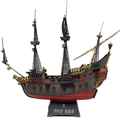 Revell 10386 Monogram - Barco Pirata del Caribe: Amazon.es: Juguetes y juegos