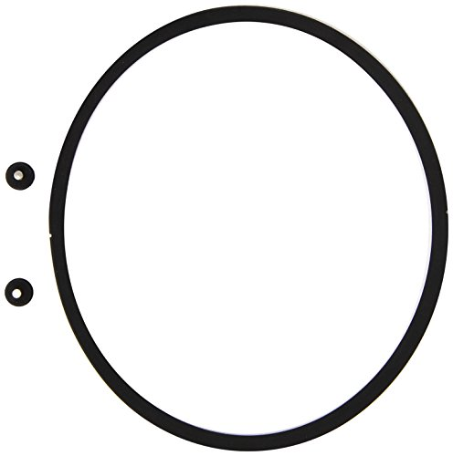 Presto Pressure Cooker Sealing Ring/Automatic Air Vent Pack (3 – 4 Quart)