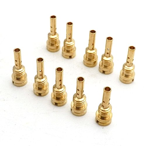 Yunshuo 10pcs Slow Pilot Jets for Keihin CV CVK FCR CARB Size 52-75 52 55 58 60 62 65 68 70 72 75