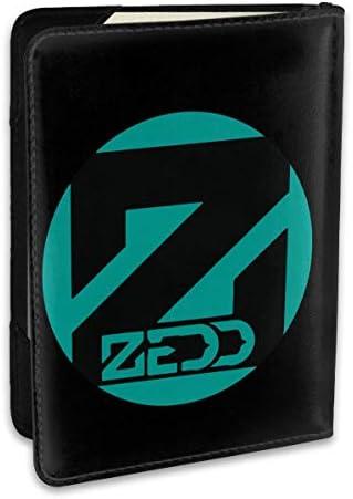 ゼッド トゥルー カラーズ Zedd パスポートケース パスポートカバー メンズ レディース パスポートバッグ ポーチ 収納カバー PUレザー 多機能収納ポケット 収納抜群 携帯便利 海外旅行 出張 クレジットカード 大容量