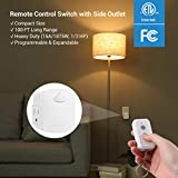 DEWENWILS Remote Control Outlet, Upgraded Version