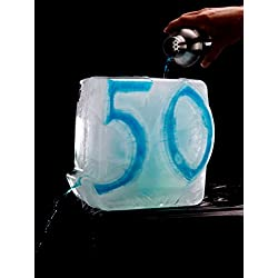 50 Ice Mold Luge- Drinking Ice Luge